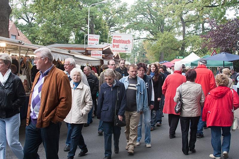 September 2012 in Stemmer – Kartoffelmarkt!!