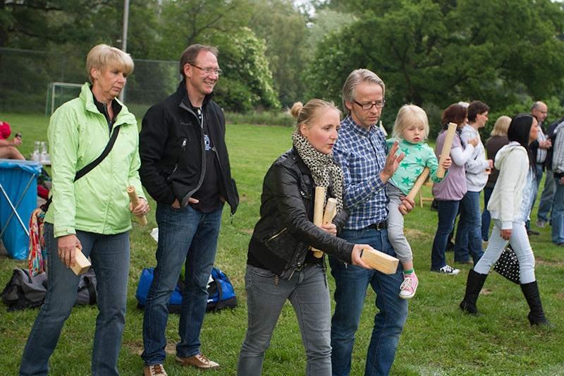 Toller Auftakt für Sport- und Schützenfest 2013