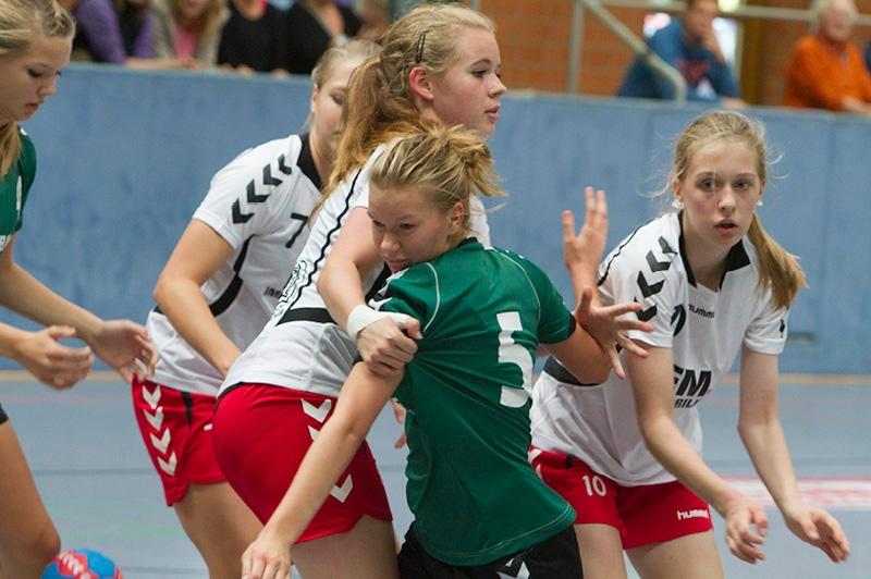 Saisonbeginn beim HSV Minden-Nord