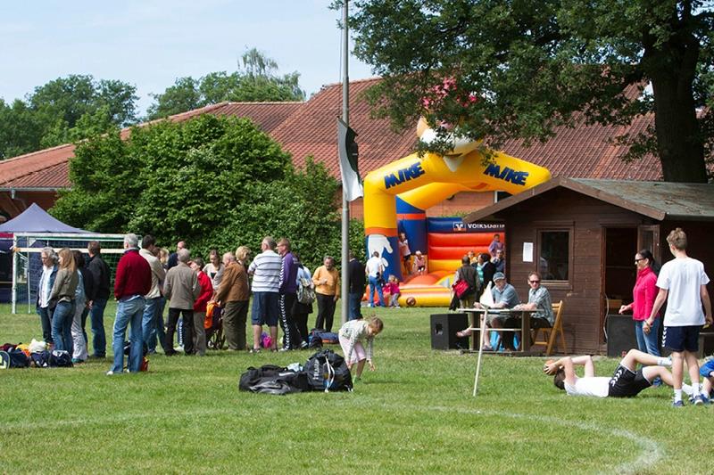 Sport- und Schützenfest am Wochenende