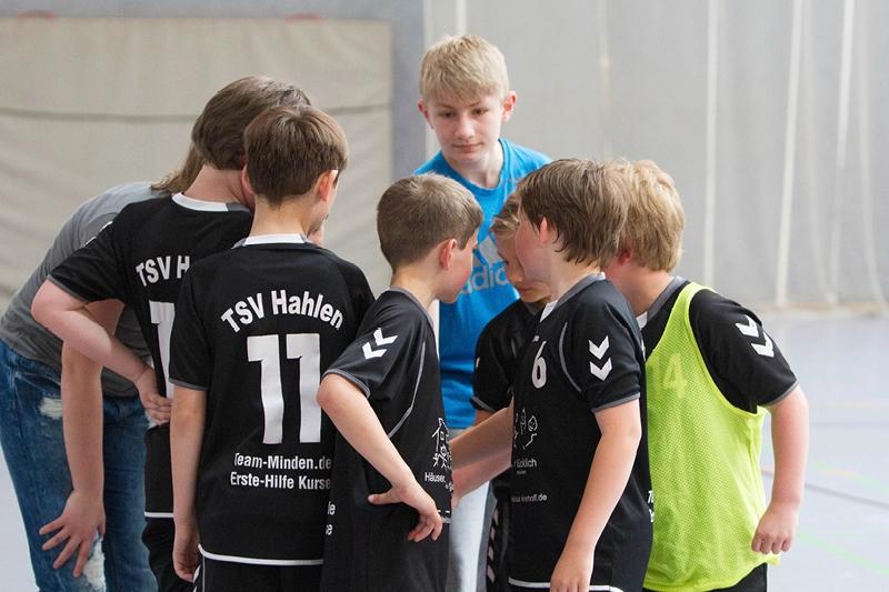 TSV Hahlen mit jungem Trainergespann