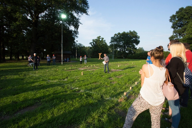 Sport- und Schützenfest 2016 Tag 2 Kubb