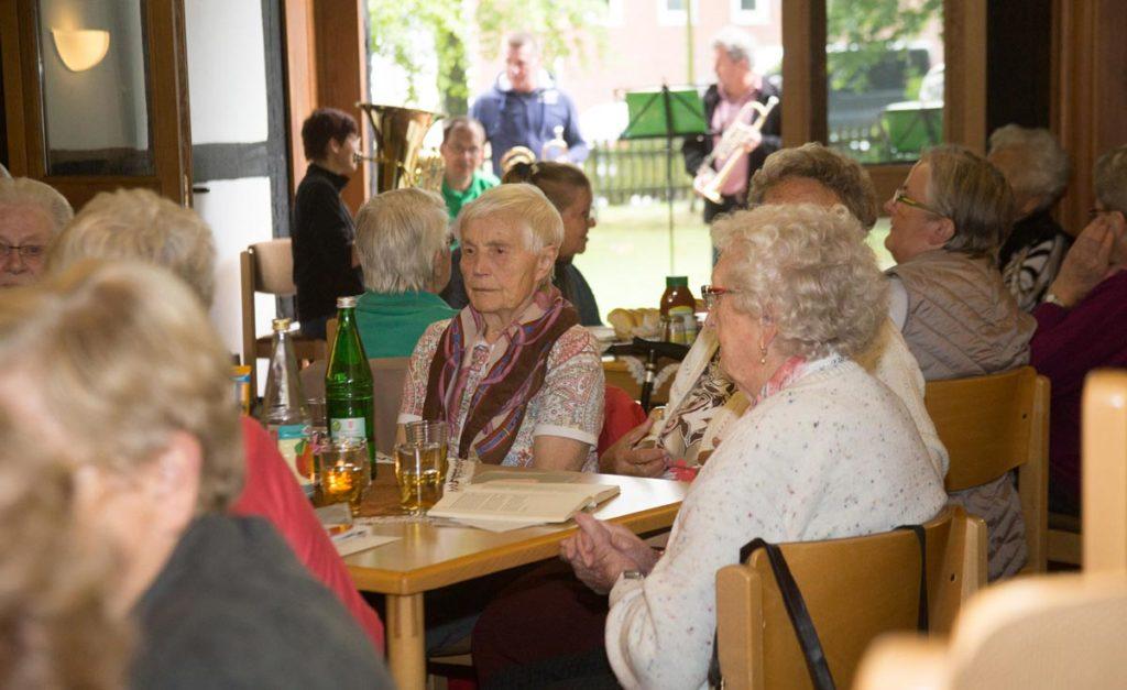 40 Jahre Altenclub Friedewalde Stemmer